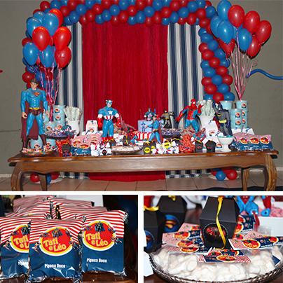 Aniversário da Tati Godoy